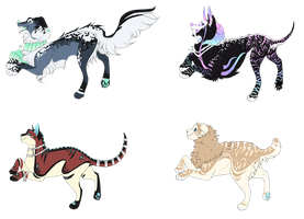 Collab adopts auction (CLOSED) by SilverFeather-Adopts