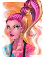 Monster High- 13 Wishes by ShiChel