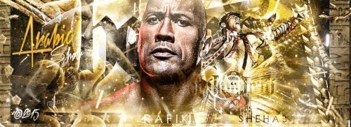 The rock by workoutf