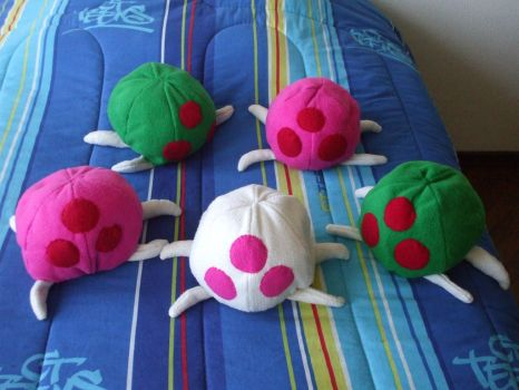 Metroid Army by TheDuckfish