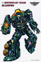 SoD Scamper - robot mode by Tf-SeedsOfDeception