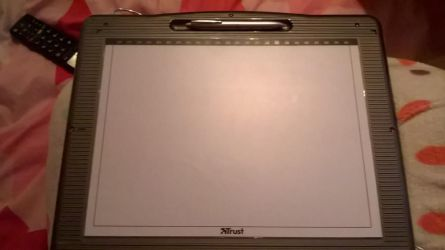 My New Drawing Pad !! by NorthernMyth
