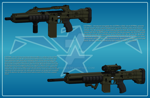 K-57PR Variants by MOAB23