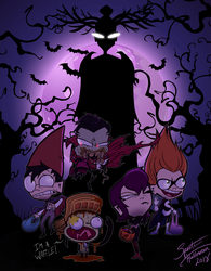 Trick or.... Treat? by Spectra22