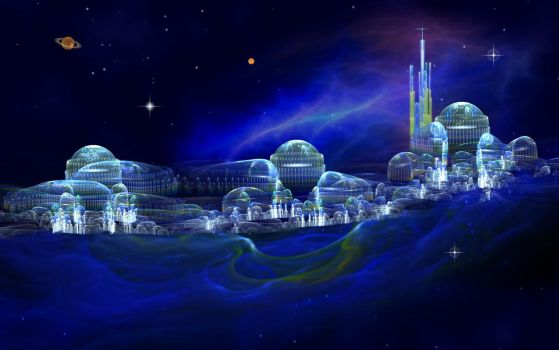 Crystal cities by peterpawn on deviantart crystal cities voltagebd Image collections