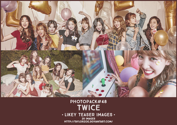 Twice #Photopack48 by TaylorZoe