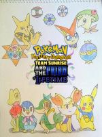 PMD: TSPL (Old Cover) by ThePrismOwl