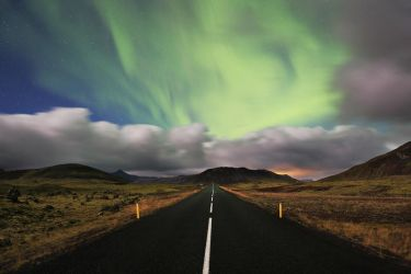 Aurora Road by cwaddell