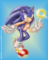 Sonic by 13VOin