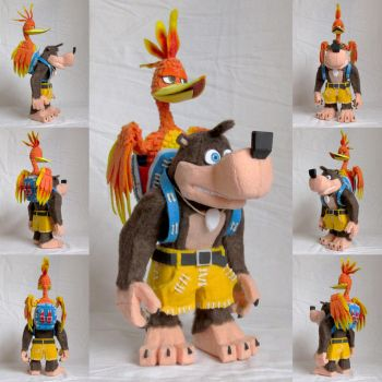 Banjo-Kazooie by ToodlesTeam