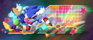 Sonic Colors tribute image by HoneyL17