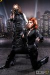COSPLAY - WinterWidow I by marinecosplaybr