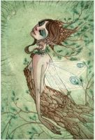 Pine Dryad by maina