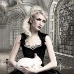 Remembering her Humanity by vampirekingdom
