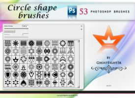 Circles and Shape brushes by Andrei-Oprinca