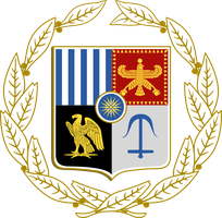 Arms of Alexander the Great by Gouachevalier