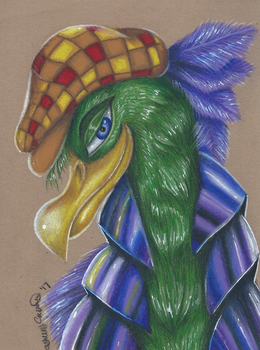 Stardust Legend by Ducks-with-Crayons