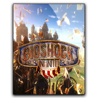 Bioshock Infinite v2 by Mugiwara40k