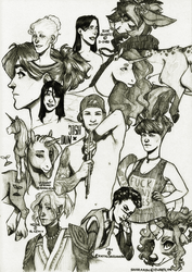 Sketchpage290617 by HariamArt
