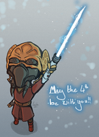 May the 4th be with you! by BlueStripedRenulian