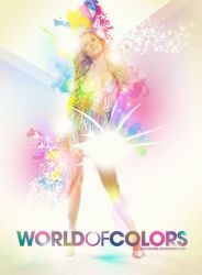 World of Colors by suicidekills
