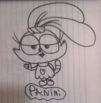 Panini (Chowder) by SquirrelCat1998V2