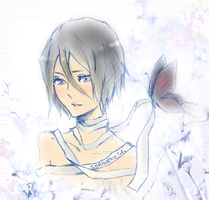 Rukia's feel by ShaniNeko