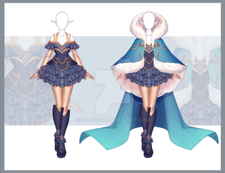 [Close] Adoptable Outfit Auction 212 by Kolmoys