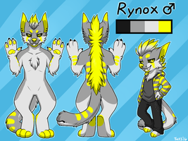 Rynox Ref by TheWardenX3