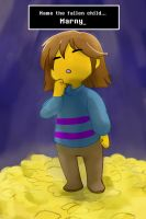 Name your Fallen Child [UNDERTALE] by Maxx2DXtreame