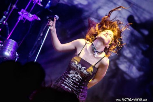 Delain at Atak 3 by Metal-ways
