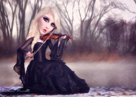 Winter Song by lhallow