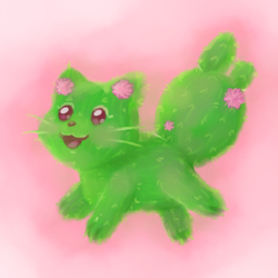 Cactus by LouritaShine