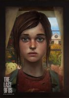 The Last of Us: Ellie by WretchedIAN