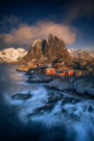 hamnoy I by roblfc1892