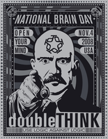 National Brain Day by SmokesQuantity