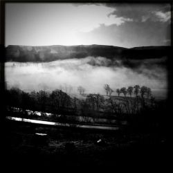 Low Cloud over Bearnock by Fauxtografik