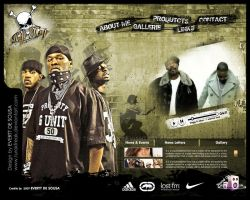 Hip Hop layout 2 by TurokFreak