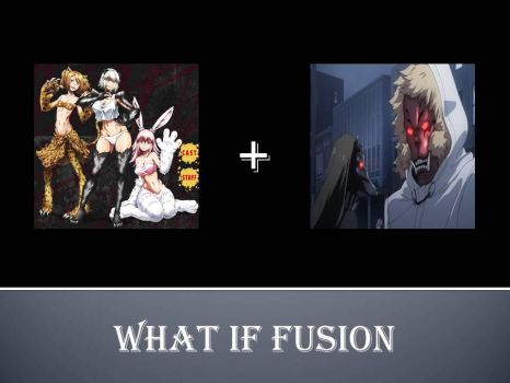 What if Fusion Therianthropes and Ghouls by jss2141