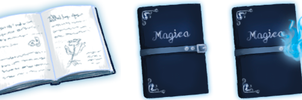 Simply Magica Icons by YummingDoe4