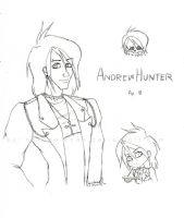15thMHOC- Andrew Hunter by Hasana-chan