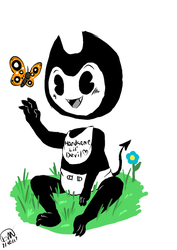 Baby Bendy by Nightwingwolf103