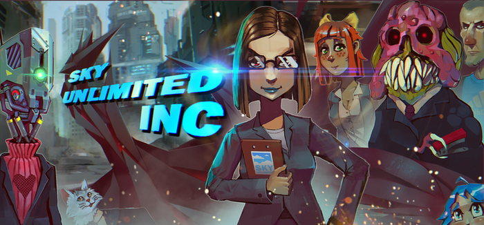 Sky incorporated inc by inzvy