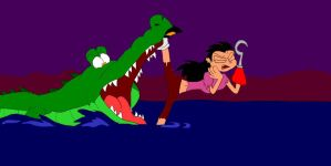 Save Me Smee!! Part 1 by SammyD-Productions