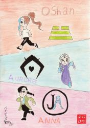 Run run run by Arly-Chan