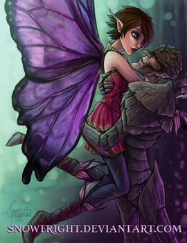 Strange Magic: Into the Woods by SnowFright