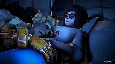 And Chill... by LadyRayne3D