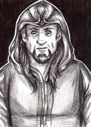 ACEO - Ministry of Darkness by FuriarossaAndMimma