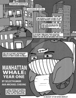 Manhattan Whale Year One part 1 by Selecthumor