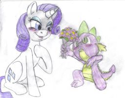 Happy Hearts and Hooves Day by SemiJuggalo